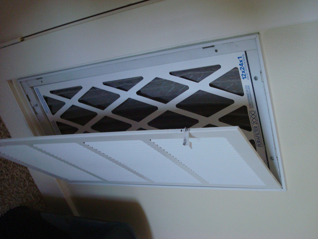 AC air filter