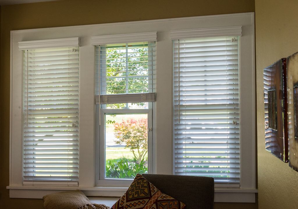 blinds for the windows