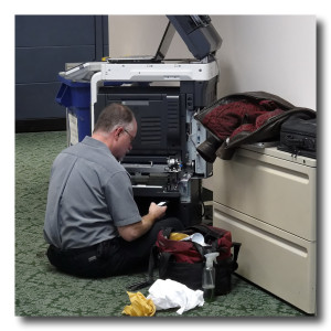 HVAC and Photocopier Repair Guy