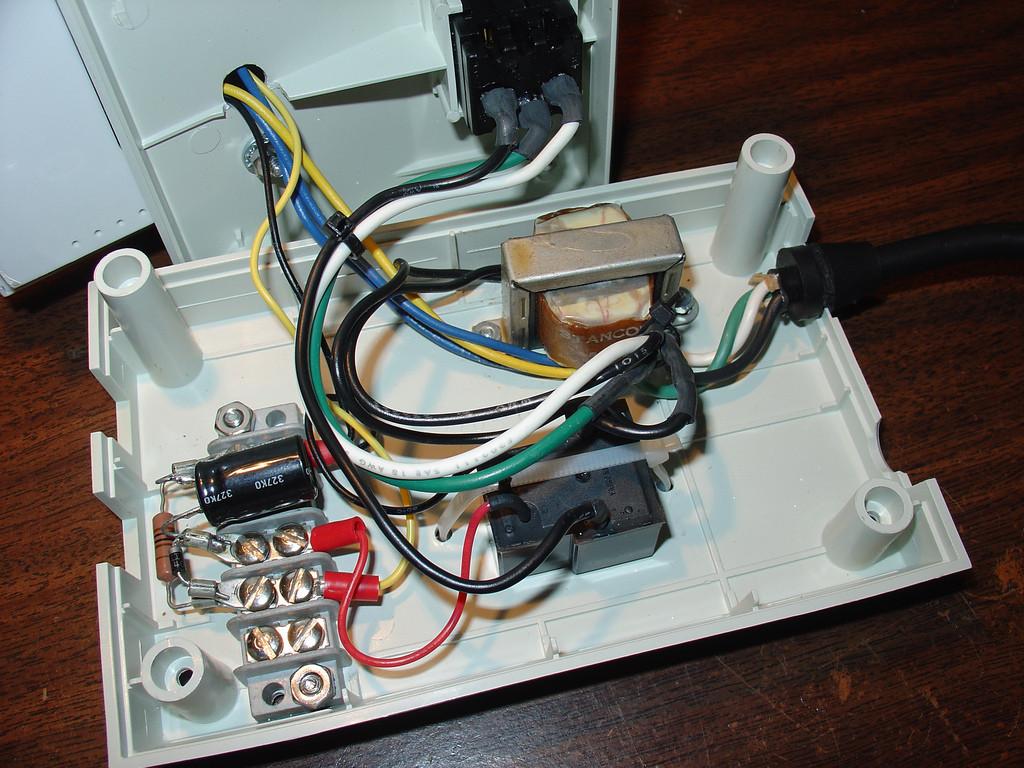 Repair HVAC thermostat
