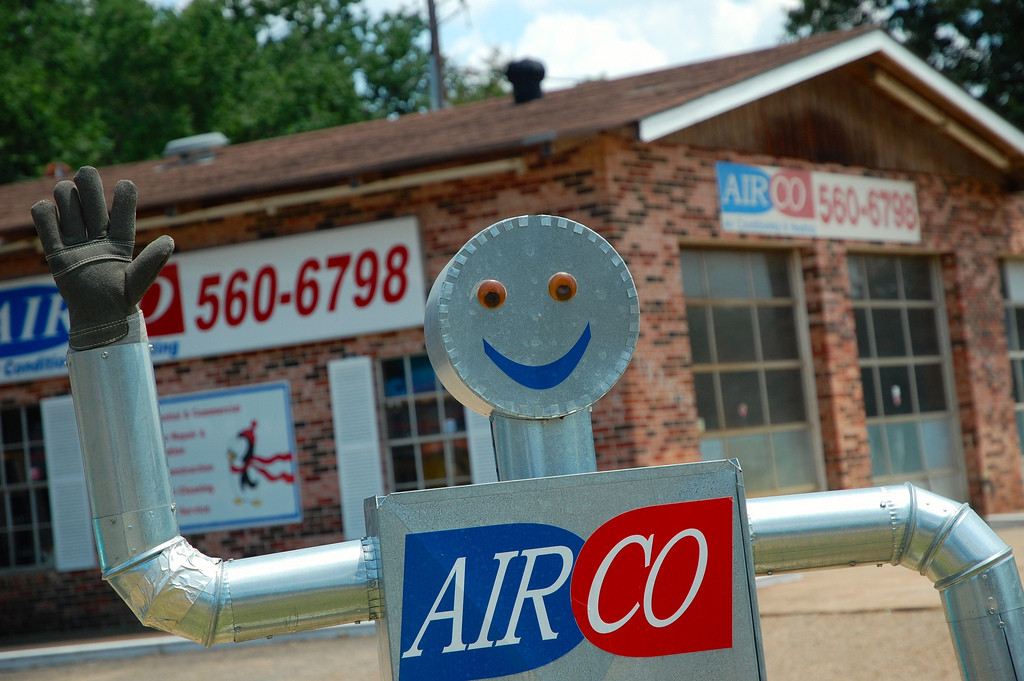 AIRCO HVAC Man